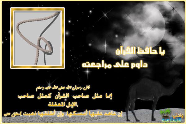 القرآن  الكريم   نور  نهتدى  به